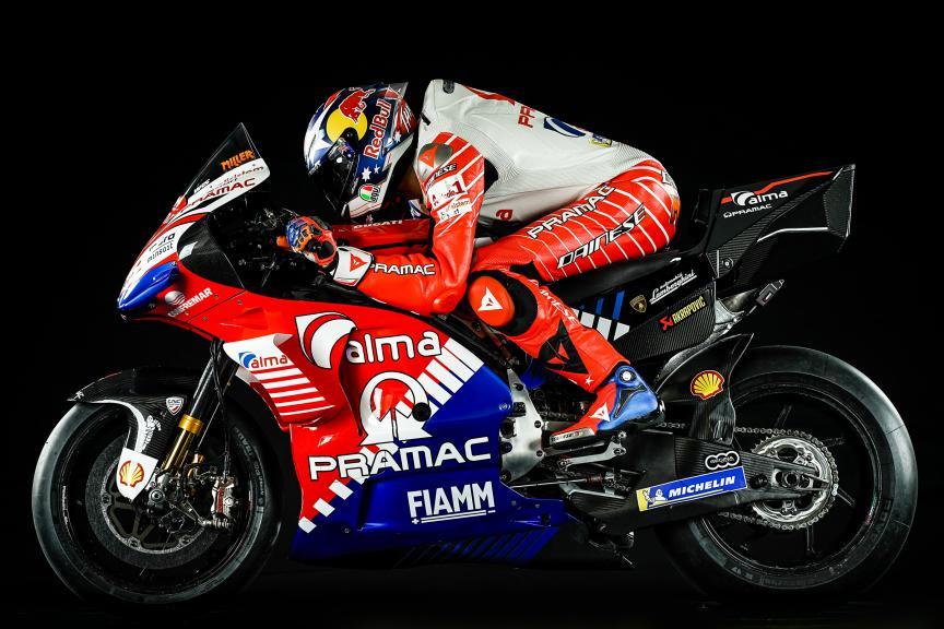Jack Miller, Alma Pramac Racing 2019 launch