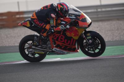 Binder starts Qatar Test strongest