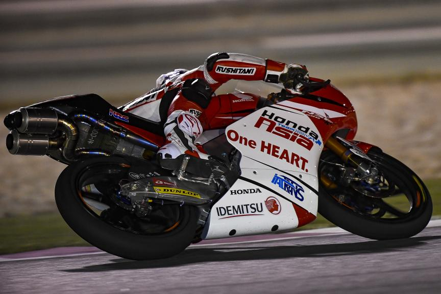 Qatar Moto2™-Moto3™ Test