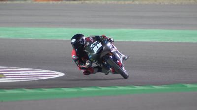 Test Moto3™ du Qatar - Jour 2 : Quelques réactions...