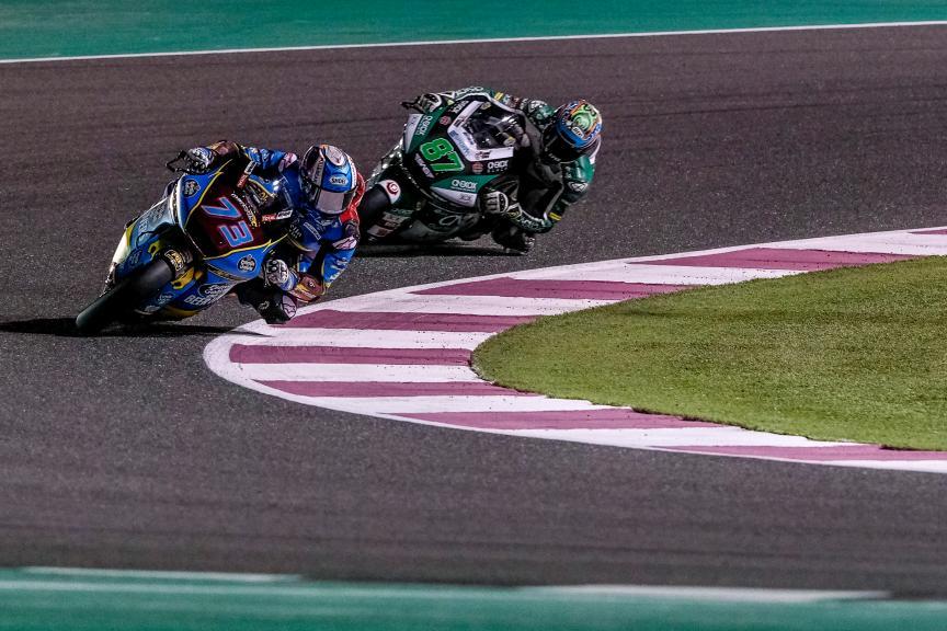 Alex Marquez, EG 0,0 Marc Vds, Qatar Moto2™-Moto3™ Test