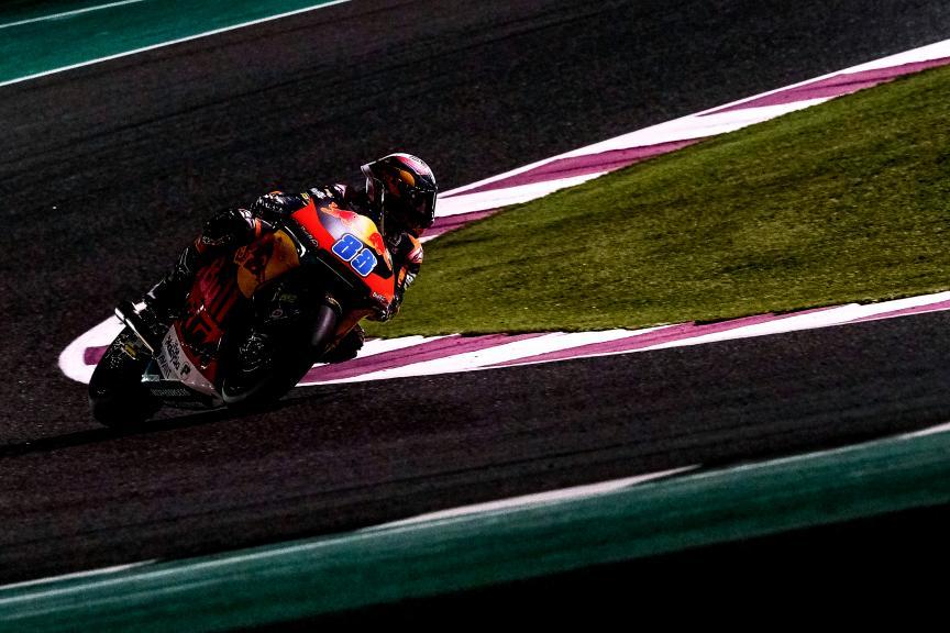 Jorge Martin, Red Bull Ktm Ajo, Qatar Moto2™-Moto3™ Test