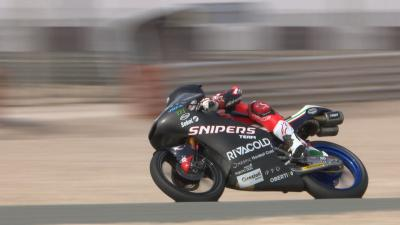 Fenati, Arbolino and Canet analyse the final day at Losail