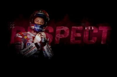 This is MotoGP™: El respeto, según Dovizioso