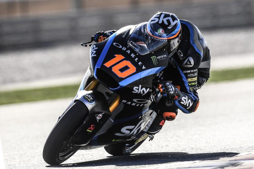 Luca Marini, Sky Racing Team VR46,