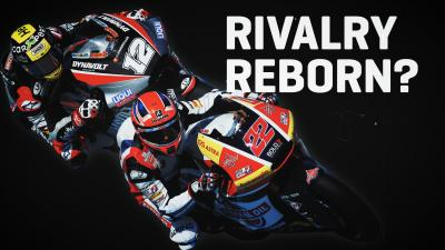 Making the step from MotoGP™ to Moto2™ - a rivalry reborn!