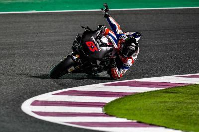 """Bagnaia: """"In MotoGP™ tutto è più al limite"""""""