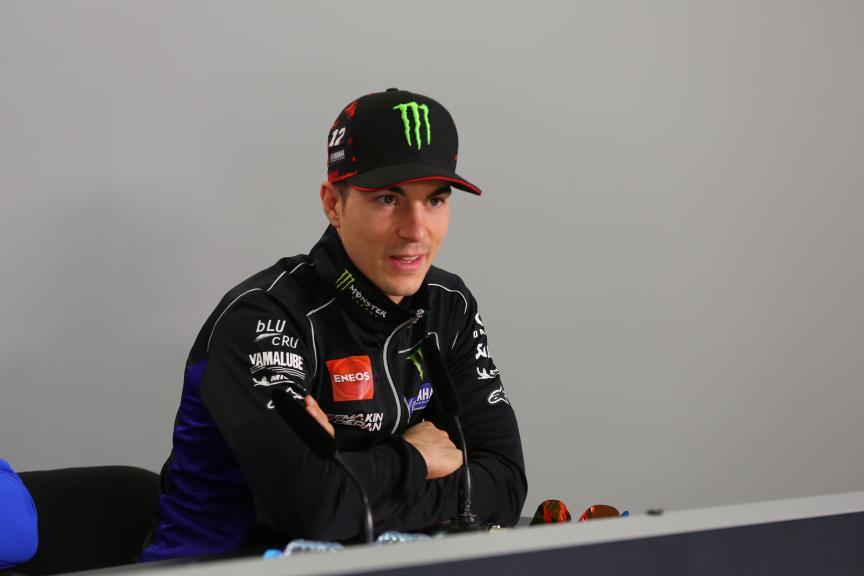 Maverick Vinales, Monster Energy Yamaha Motogp, VisitQatar Grand Prix