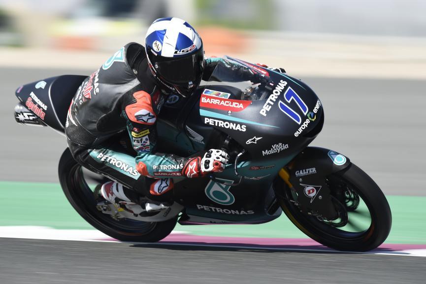 John McPhee, Petronas Sprinta Racing, VisitQatar Grand Prix