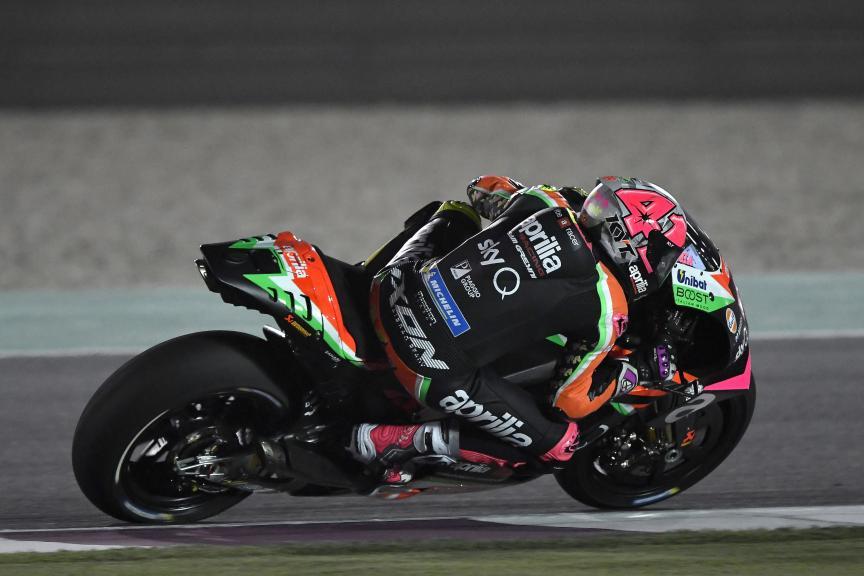 Aleix Espargaro, Aprilia Racing Team Gresini, VisitQatar Grand Prix