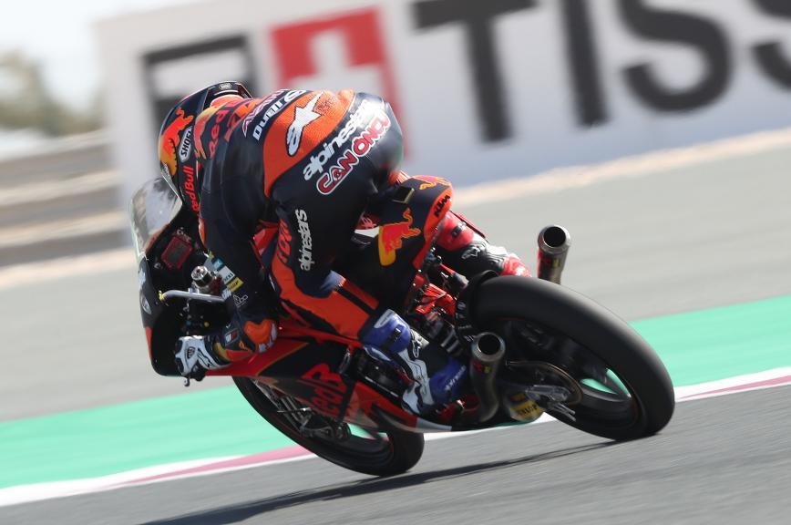 Can Oncu, Red Bull Ktm Ajo, VisitQatar Grand Prix