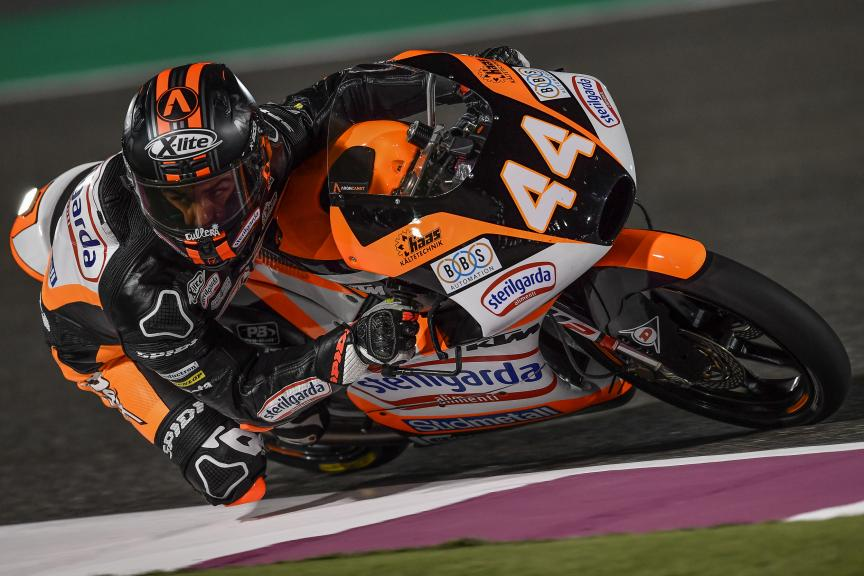 Aron Canet, Sterilgarda Max Racing Team, VisitQatar Grand Prix