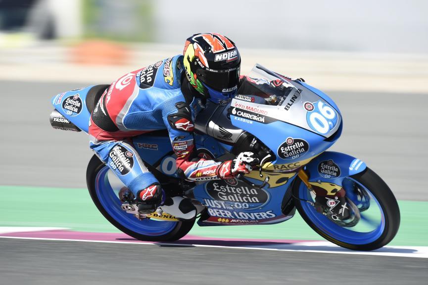 Ryusei Yamanaka, Estrella Galicia 0,0, VisitQatar Grand Prix