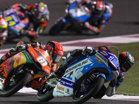 Moto3, Free Practice, VisitQatar Grand Prix