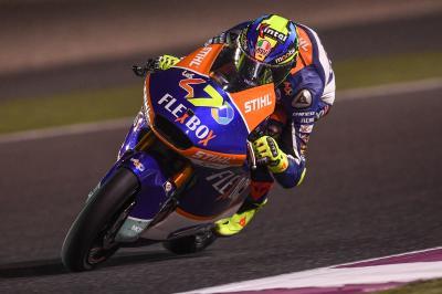 Moto2™ - GP VisitQatar : Riposte de Baldassarri en FP2