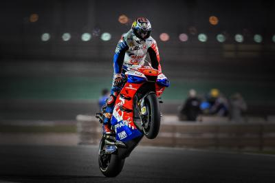 "Miller: ""The race pace on the used tyres is really good"""
