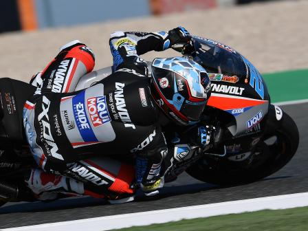 Moto2, Free Practice, VisitQatar Grand Prix