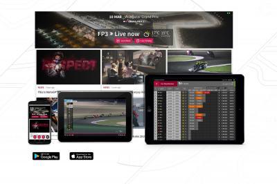 Téléchargez gratuitement l'App officielle du MotoGP™ !