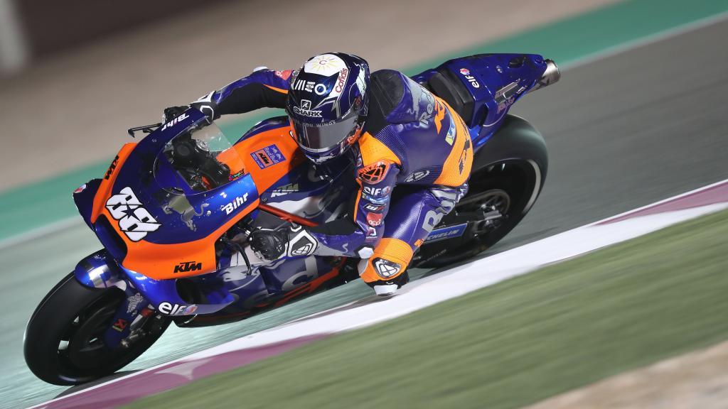 Miguel Oliveira, Red Bull KTM Tech 3, VisitQatar Grand Prix