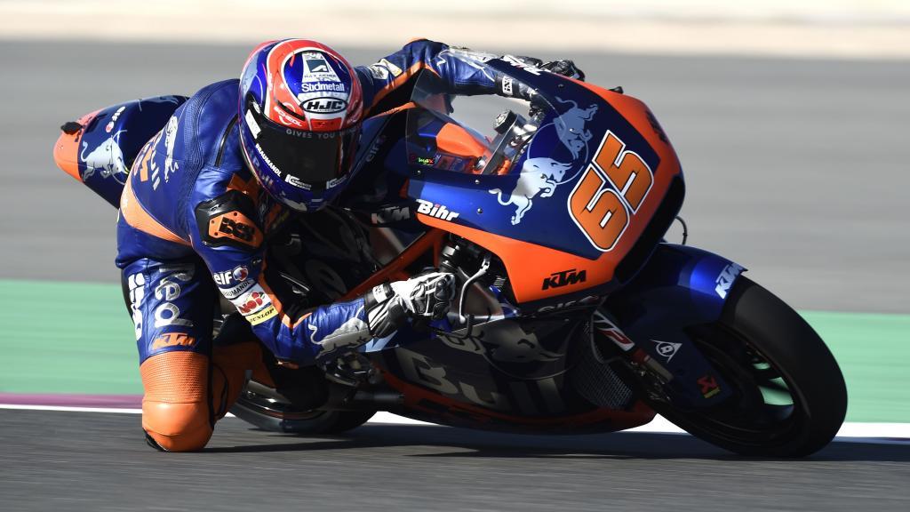 Philipp Oettl, Red Bull KTM Tech 3, VisitQatar Grand Prix