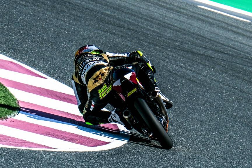 Raul Fernandez, Sama Qatar Angel Nieto Team, VisitQatar Grand Prix