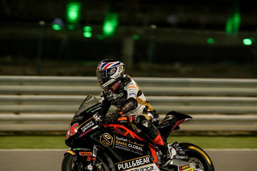 Jake Dixon, Sama Qatar Angel Angel Nieto Team, VisitQatar Grand Prix
