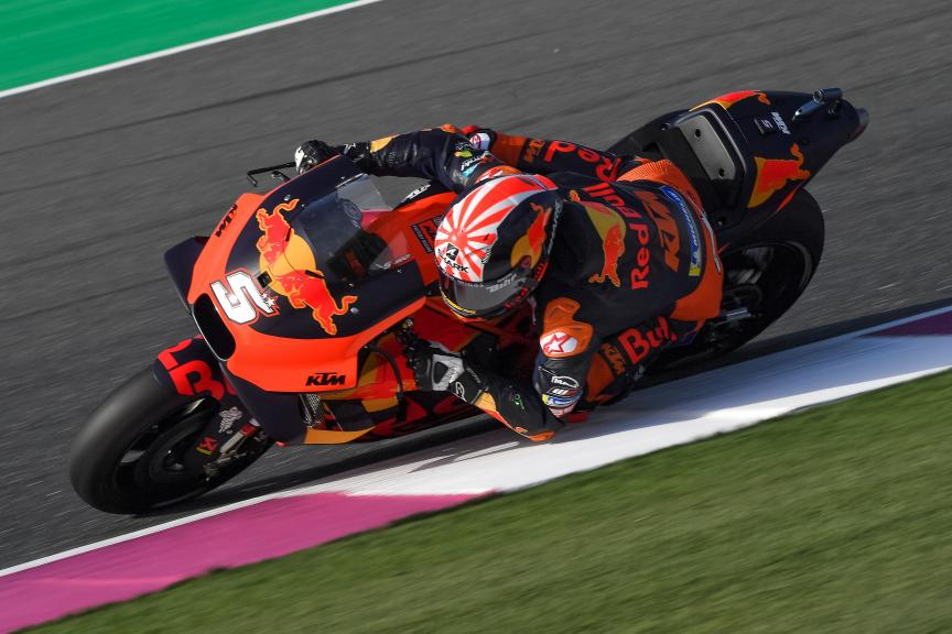 Johann Zarco, Red Bull KTM Factory Racing, VisitQatar Grand Prix
