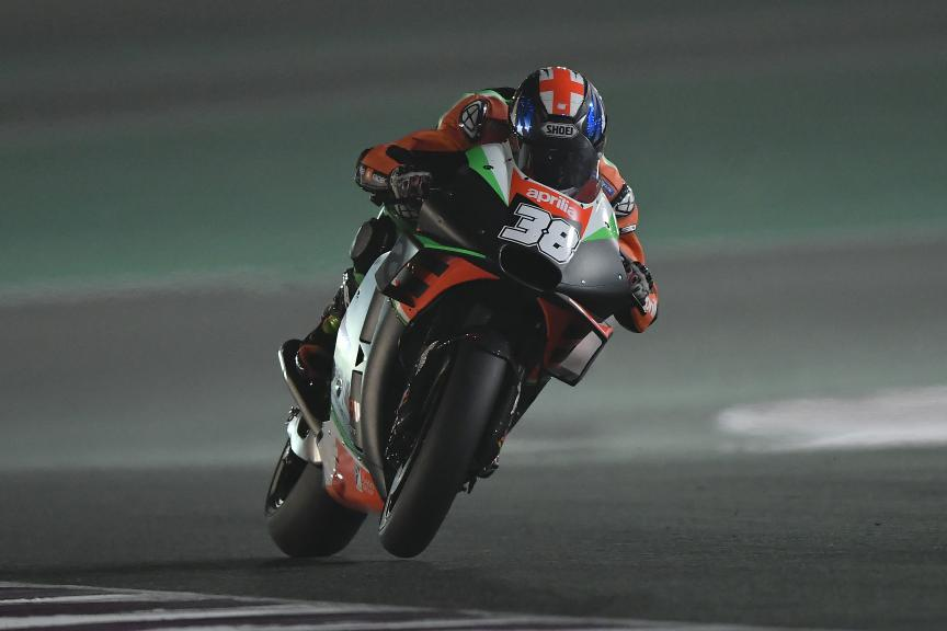 Bradley Smith, Aprilia Factory Racing, VisitQatar Grand Prix