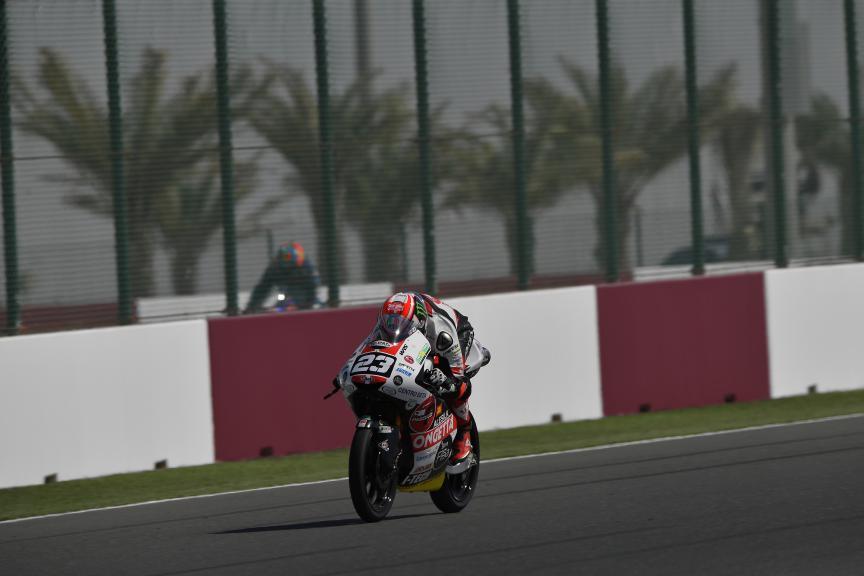 Niccolo Antonelli, SIC58 Squadra Corse, VisitQatar Grand Prix