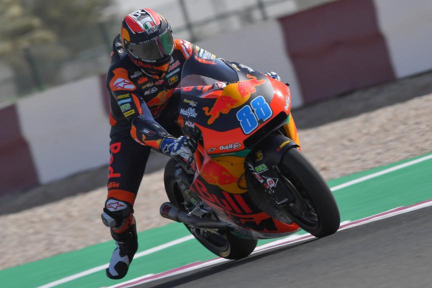 Jorge Martin, Red Bull Ktm Ajo, VisitQatar Grand Prix