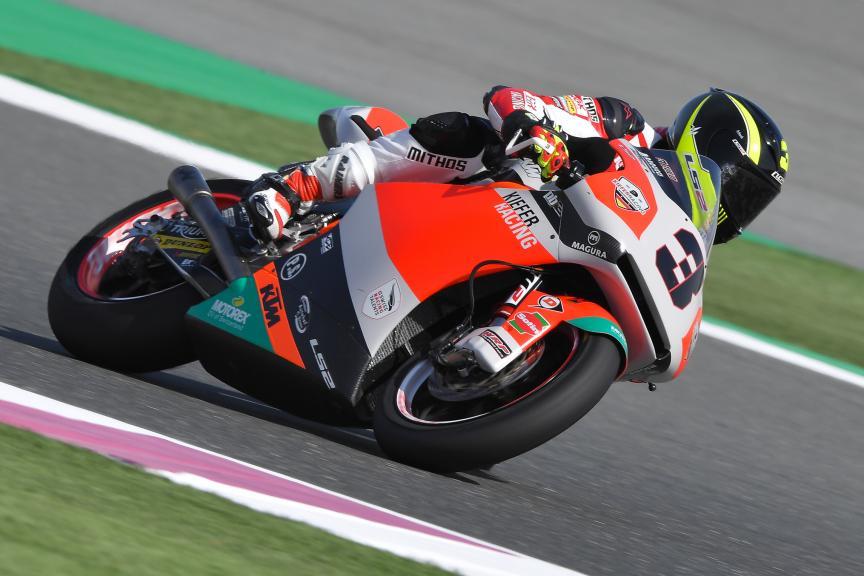 Lukas Tulovic, Kiefer Racing, VisitQatar Grand Prix