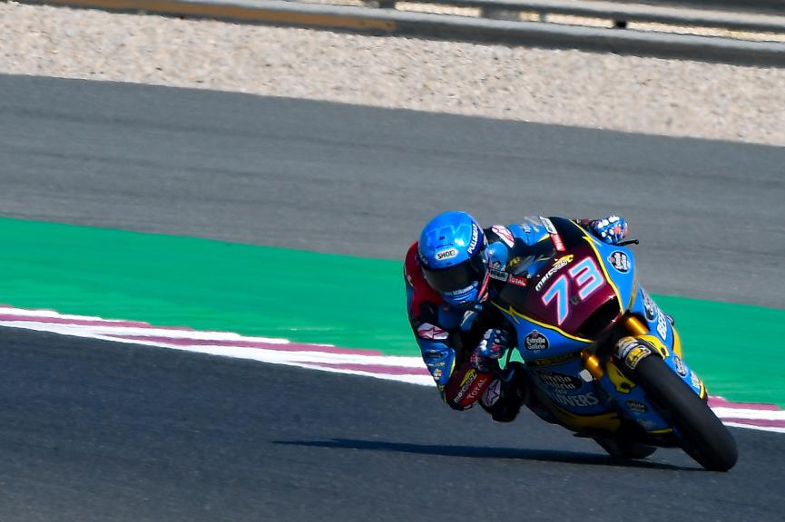 Alex Marquez, EG 0,0 Marc Vds, VisitQatar Grand Prix