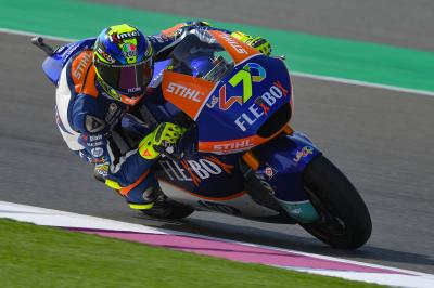 Baldassarri remains fastest overall heading into qualifying