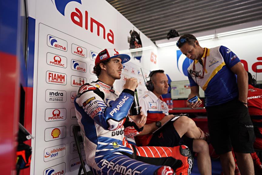 Francesco Bagnaia, Alma Pramac Racing, VisitQatar Grand Prix