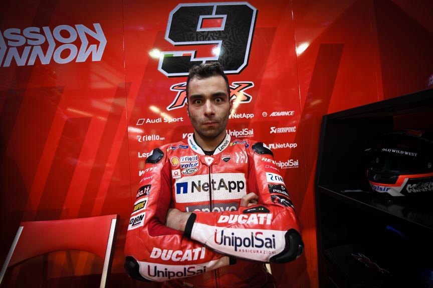 Danilo Petrucci, Mission Winnow Ducati, VisitQatar Grand Prix