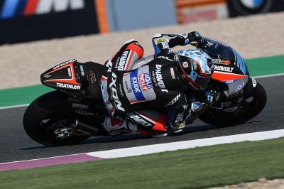 Qualifs Moto2™ : Grande première pour Schrötter au Qatar