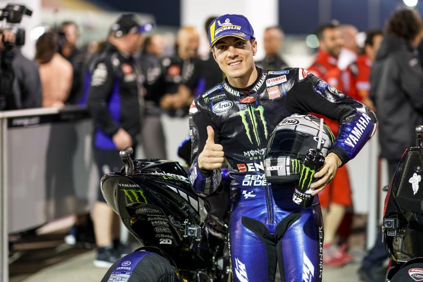 Maverick Vinales, Monster Energy Yamaha Motogp, VisitQatar Grand Prix