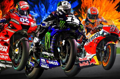 Qui de Honda, Yamaha ou Ducati triomphera au Qatar ?