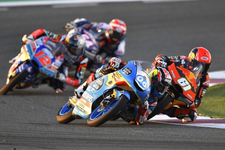 Moto3, VisitQatar Grand Prix