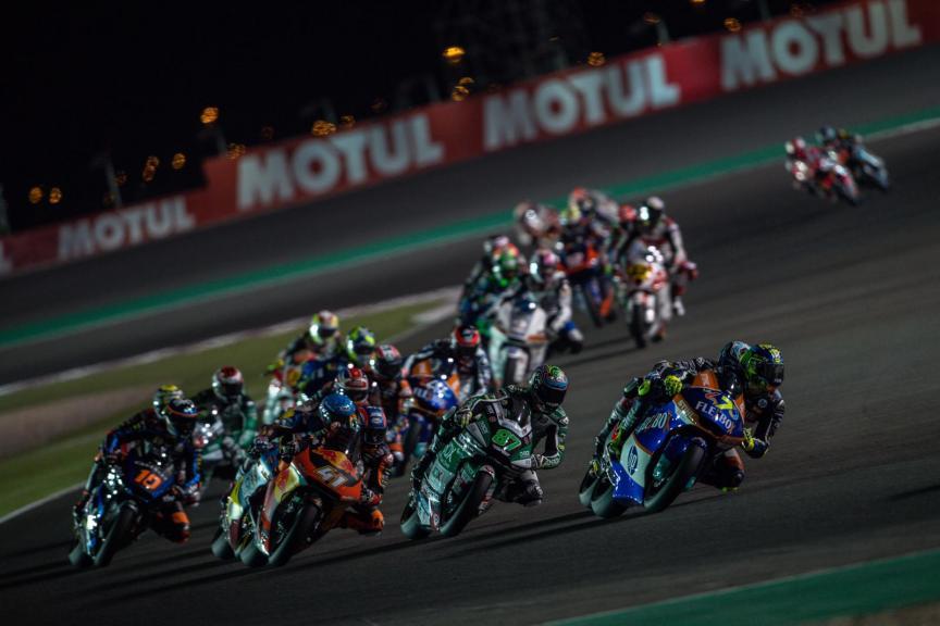 Moto2, VisitQatar Grand Prix