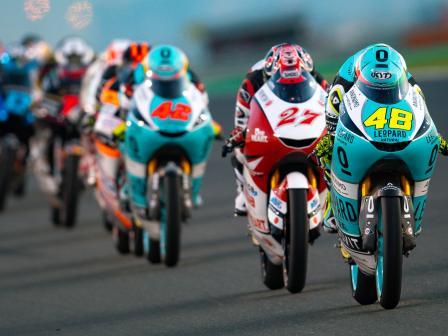 Moto3, Race, VisitQatar Grand Prix