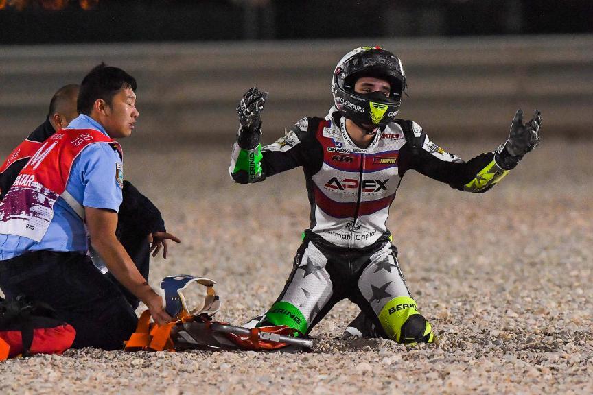 Iker Lecuona, American Racing KTM, VisitQatar Grand Prix
