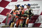Andrea Dovizioso, Marc Marquez, Cal Crutchlow, VisitQatar Grand Prix