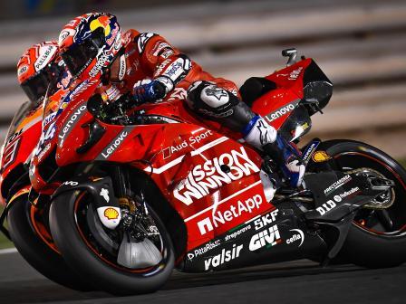 MotoGP, Race, VisitQatar Grand Prix