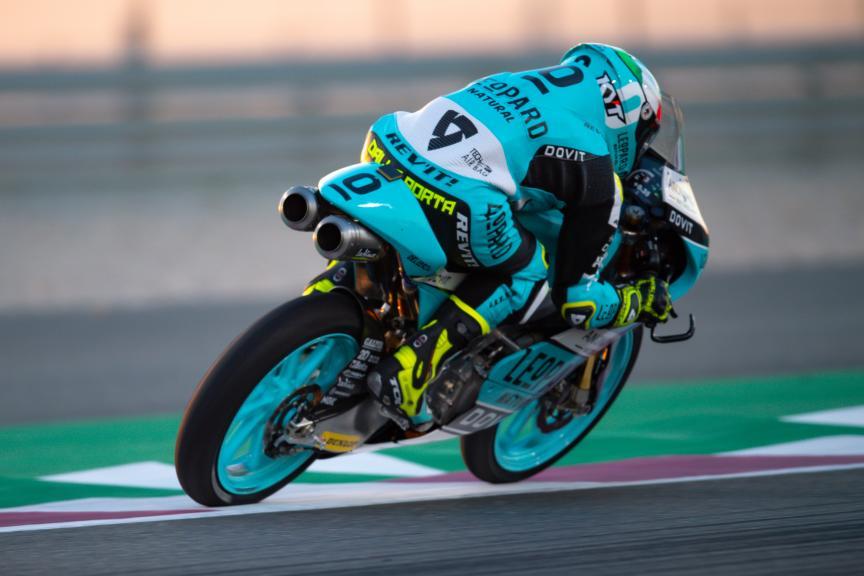 Lorenzo Dalla Porta, Leopard Racing, VisitQatar Grand Prix