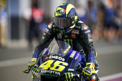 FREE video: It turns out Rossi IS a Sunday rider!