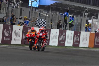 FREE: The epic last lap of the VistQatar Grand Prix