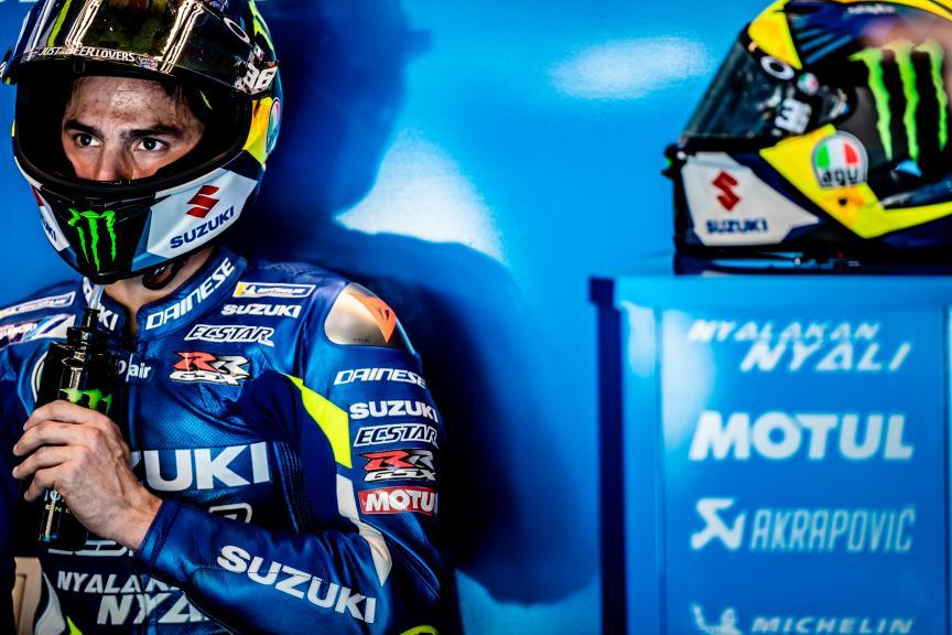 Joan Mir, Team Suzuki Ecstar, VisitQatar Grand Prix