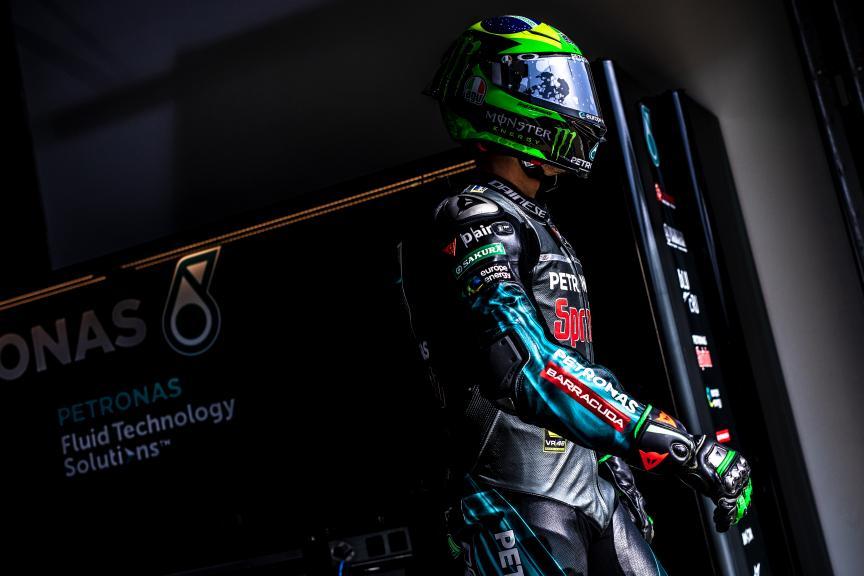 Franco Morbidelli, Petronas Yamaha SRT, VisitQatar Grand Prix