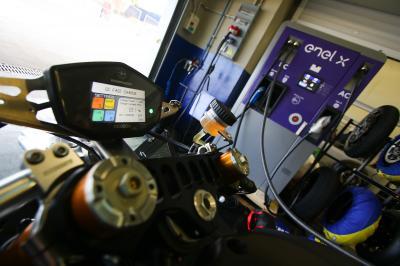 Die MotoE™ wird vom 13. bis 15. März in Jerez testen